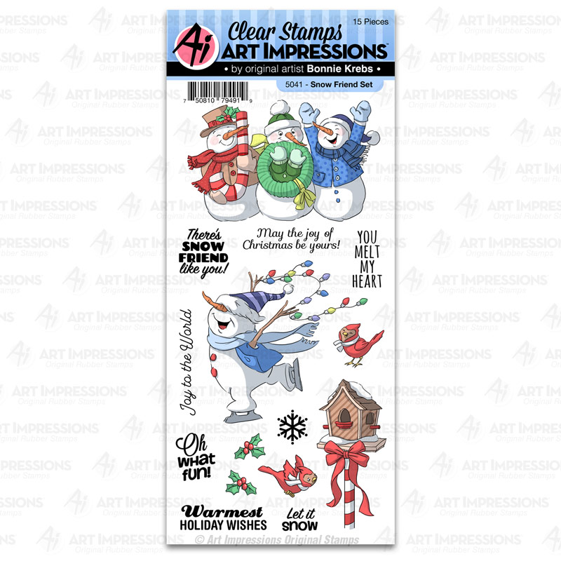 5041 - Snow Friend Set