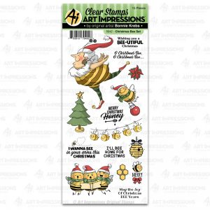 5042 - Christmas Bee Set