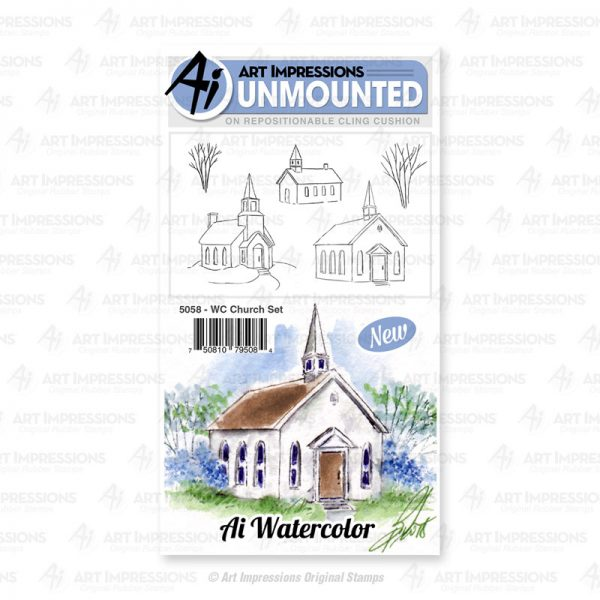 5058 - WC Church Set