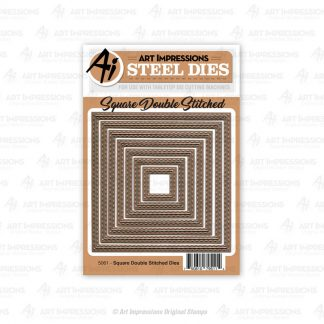 5061 - Square Double Stitched Dies