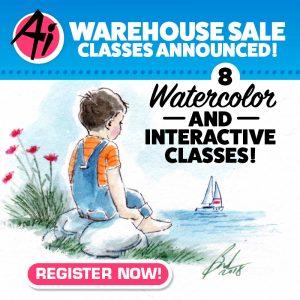 Warehouse Sale Classes 2018
