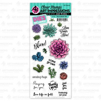 5102 - Succulents Set