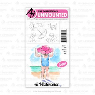 5118 - WC Beach Girls Set