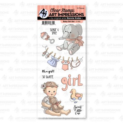 5185 - Baby Girl Set