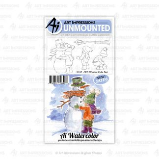5197 - WC Winter Kids Set
