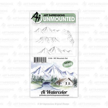 5198 - WC Mountain Set