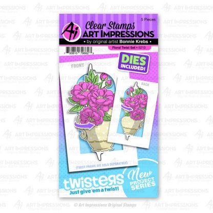5213 - Floral Twist Set