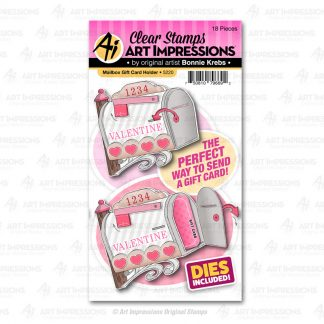 5220 - Mailbox Gift Card Holder