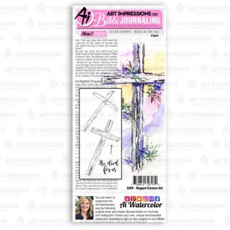 5268 - Rugged Crosses Set
