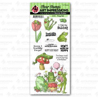 5283 - Frog Set