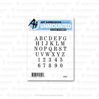 5284 - Small Alphabet Set