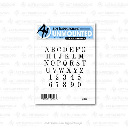5284 - Small Alphabet Set