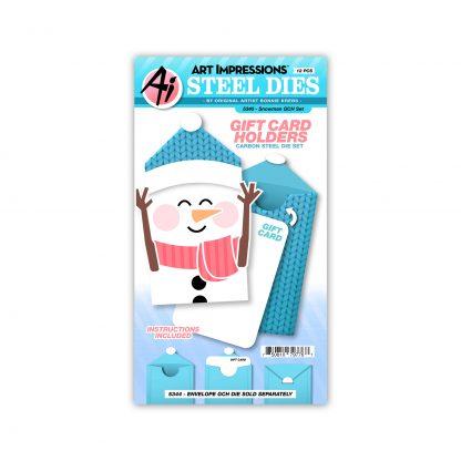 5340 - Snowman GCH Set