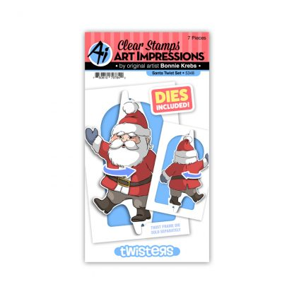 5348 - Santa Twister Set