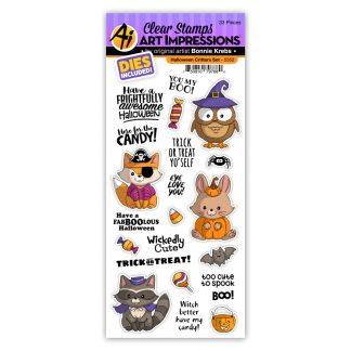 5352 - Halloween Critters Set