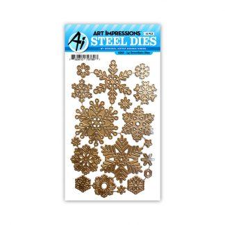 5353 - Large Snowflake Dies