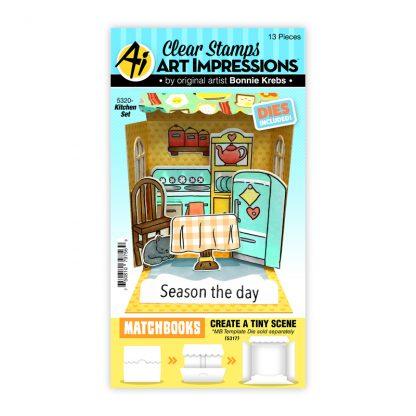 5320 - MB Kitchen Set