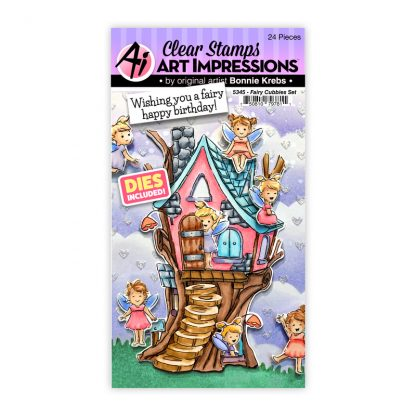 5345 - Fairy Cubbies Set