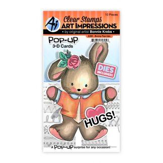 5359 - Bunny Pop-Ups